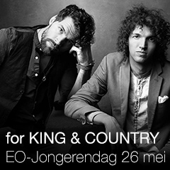 EO-Jongerendag 2018 - For King & Country